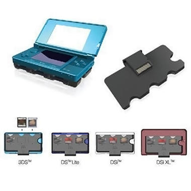 Memorex Universal Game Selectro Case for use with DS, DSi, DSi XL and 3DS