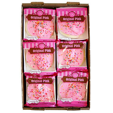Granny B's Cookies Pink Sugar  (4 oz., 10 ct.)