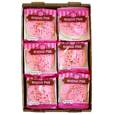 Granny B's Cookies® Pink Sugar - 4 oz - 10 ct.