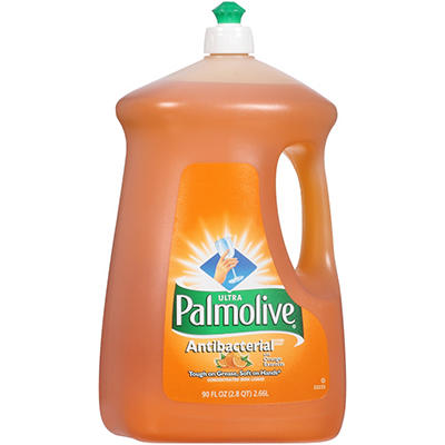 Ultra Palmolive Antibacterial Dish Liquid - 90 fl. oz.