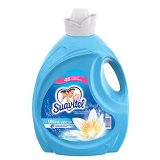 Suavitel Ultra Field Flowers Fabric Conditioner (169oz., 220 Loads)
