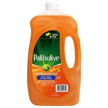 Palmolive Antibacterial Dishwashing Liquid (102 fl.oz ...