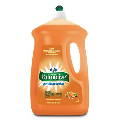 Ultra Palmolive® Antibacterial Dish Liquid - 90 fl. oz.