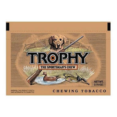 Trophy Chewing Tobacco - 12 / 3 oz.