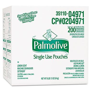 Colgate-Palmolive Triple Action Dishwasher Tabs