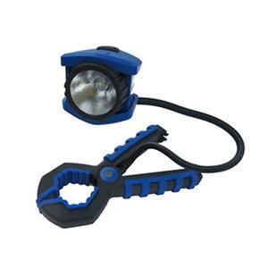 Dorcy 100 Lumen LED Clamp Light - Blue