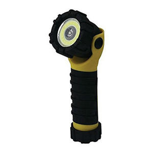 Dorcy LED/COB Magnet 90-Degree Swivel Flashlight - Yellow