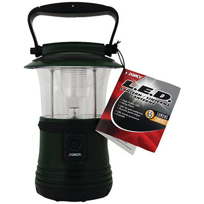 Dorcy 65-Lumen Camping Lantern