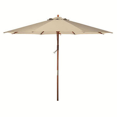 9' Market Umbrella - Natural
