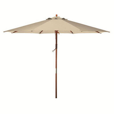 9' Market Umbrella - Natural