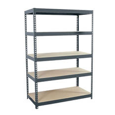 Edsal Boltless Rivet Shelving