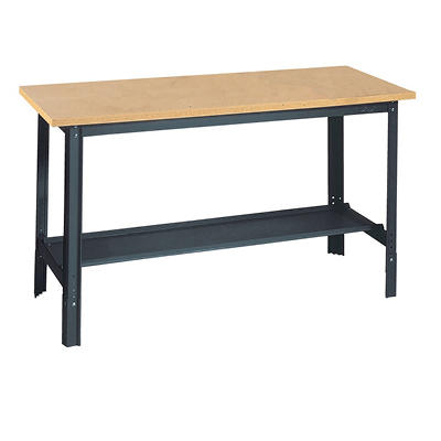 Edsal Workbench - 6 ft. x 2-1/2 ft.
