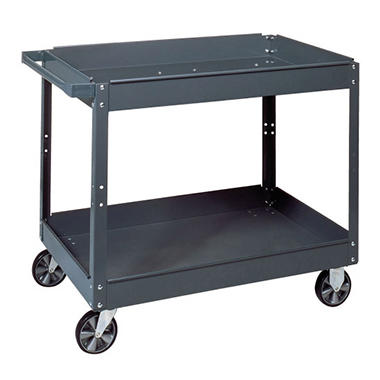 Edsal Commercial Steel Service Cart - 24