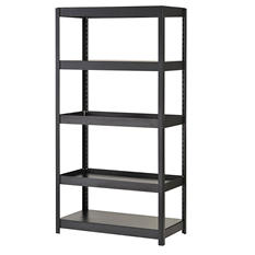 Edsal Heavy-Duty Steel Shelving