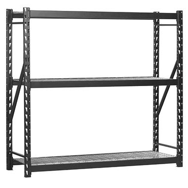 Edsal Heavy-Duty Welded Storage Rack