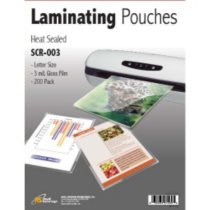 Royal Sovereign Laminating Pouches - 200 Pack