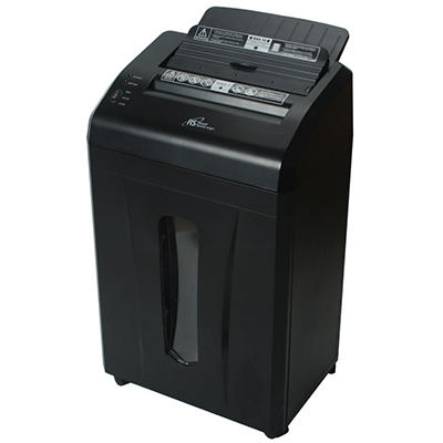 Royal Sovereign AFX-908N Auto Feed Shredder, Black