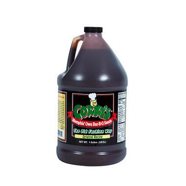 Corky's Memphis Own Bar-B-Q Sauce (1 gal. jug)