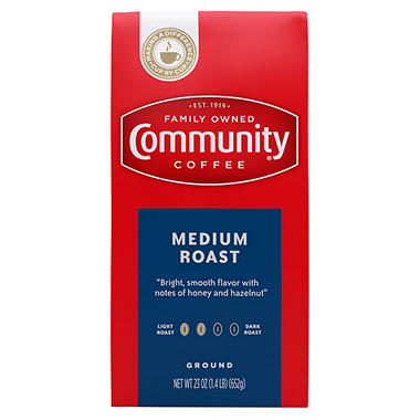 Community� Coffee Medium Roast - 23 oz.