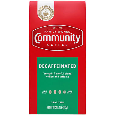 Community� Coffee Decaffeinated - 23 oz.