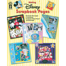 Hot Off The Press-Making Disney Scrapbook Pages