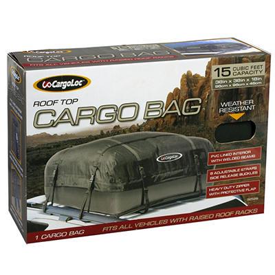 Cargoloc Rooftop Cargo Bag