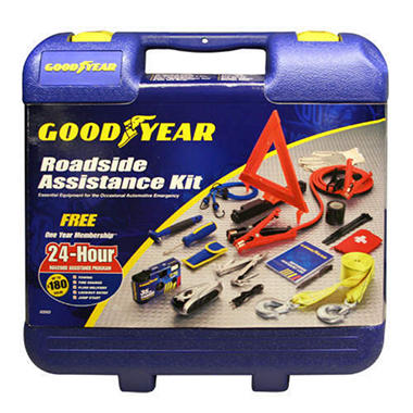 Goodyear Roadside Assistance Kit