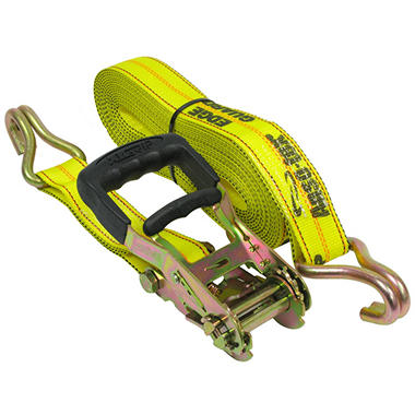 "Allied XLGrip™ Ratchet Truck Tie Down - 2""x33'"
