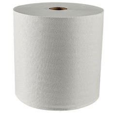 Kleenex Hard Roll Paper Towels, 1-Ply White (425' per roll, 12 ct.)