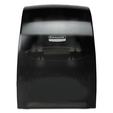 Kimberly-Clark Professional Electronic Touchless Roll Towel Dispenser - Smoke