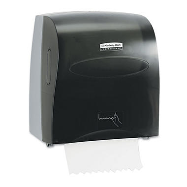 Kimberly-Clark Professional Slimroll Paper Towel Dispenser - Smoke/Gray
