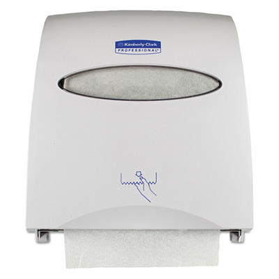 Kimberly-Clark Professional Slimroll Paper Towel Dispenser - White