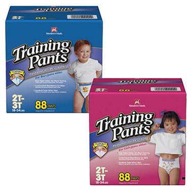 Training Pants 2T-3T/18-34lbs