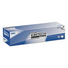 Kimberly- Clark Professional* - KIMTECH SCIENCE KIMWIPES, Tissue, 14 7/10 x 16 3/5, 90/Box -  15 Boxes/Carton