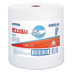Wypall X60 Wipers, Jumbo Roll, 12 1/2 x 13 2/5 -  1100 Towels/Roll