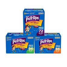 Huggies Pull-Ups Training Pants and shorts (Choose Your Size)