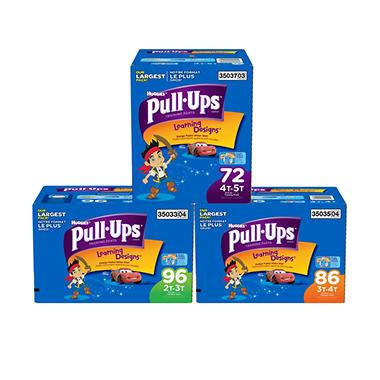 Huggies Pull-Ups Training Pants (Choose Your Size)