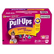 Huggies Pull-Ups Training Pants for Girls, Size 2T-3T (18-34 lbs.), 96 ct.