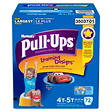 Huggies Pull-Ups Training Pants for Boys, Size 4T-5T (38+ lbs.), 72 ct.