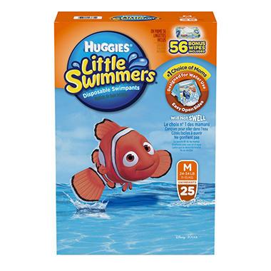 Huggies Little Swimmers Swimpants (Choose Your Size)