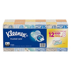 Kleenex Facial Tissue (160 Tissues, 12 pk.)
