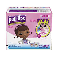 Huggies Pull-Ups Cool & Learn Training Pants for Girls Special Pack (Choose Your Size)