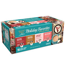 Victor Allen's Holiday Favorites Variety Pack (96 ct.)