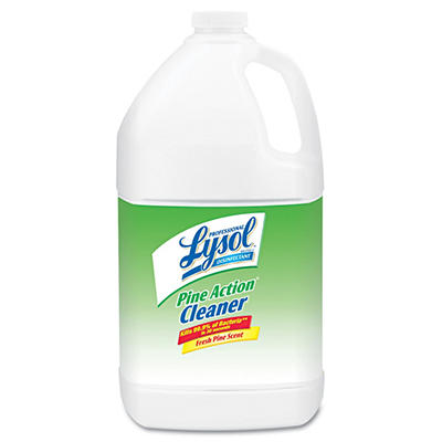 Lysol Pine Action Cleaner - 1 gal.