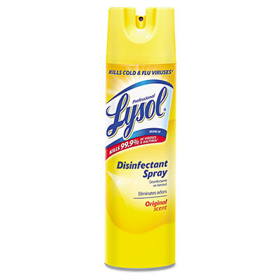 Lysol Disinfectant Spray - Original Scent - 19 oz.