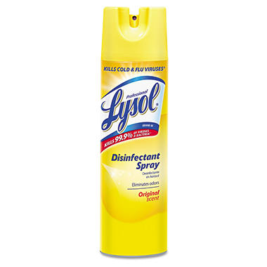 Lysol Disinfectant Spray - Original Scent - 19 oz.