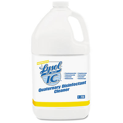 Lysol I.C. Quaternary Disinfectant Cleaner - Various Sizes