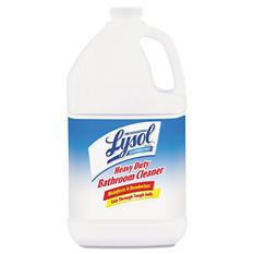 Professional Lysol Brand - Heavy-Duty Bath Disinfectant, 1gal Bottles -  4/Carton