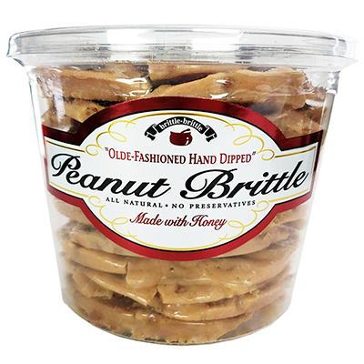 Brittle-Brittle Gourmet Peanut Brittle - 42 oz.