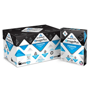 "GP - Image Plus, Multipurpose Paper, 20 lb., 92 Brightness, 8-1/2"" x 11"", 10 Reams - 5,000 Sheets"